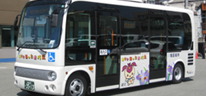 企業契約送迎バス