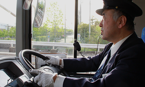 なぜ北港観光バスが選ばれるのか